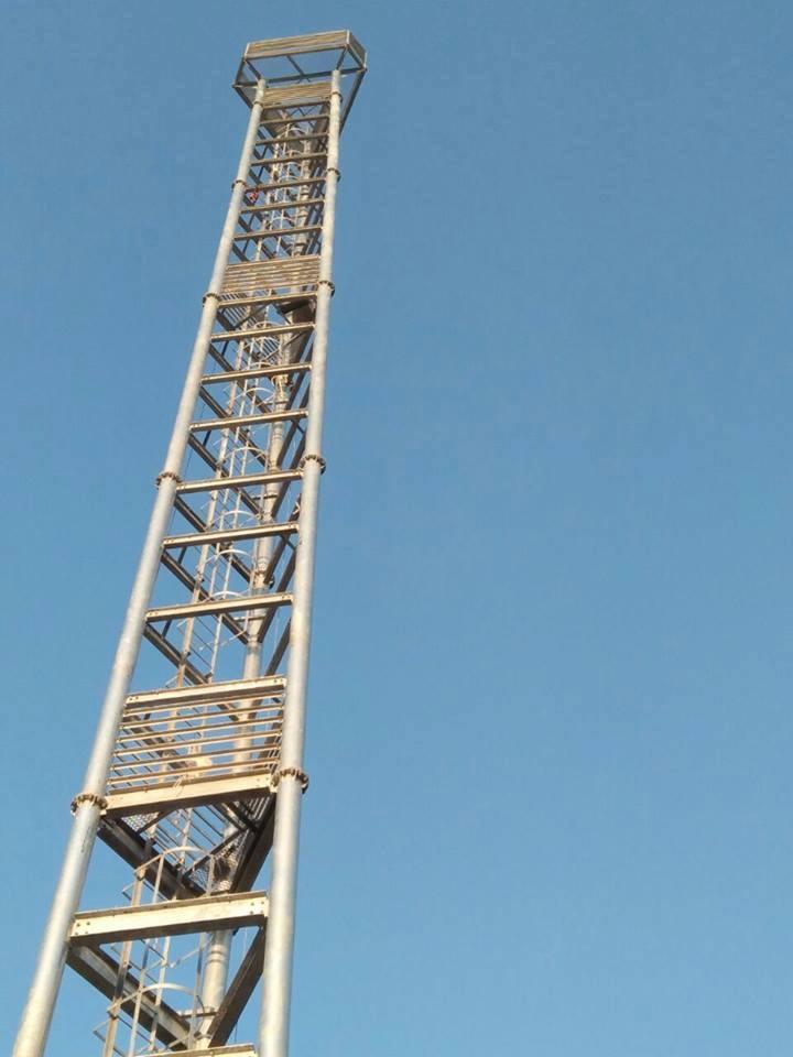 Manara Lampu Pelabuhan – Tower Lampu Stadiun