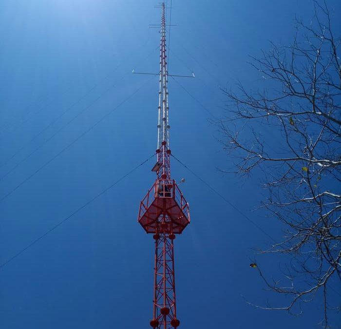 TOWER GUYED MAST 120M 100M 80M 70M 60M 50M