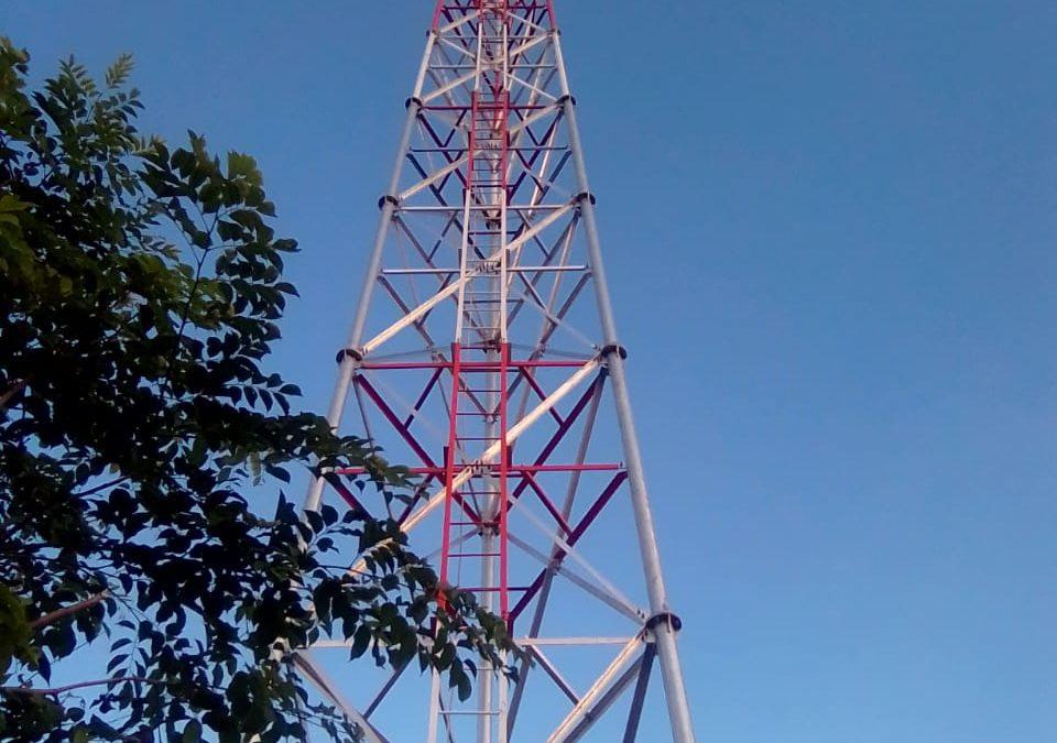 TOWER TRIPOLE SST