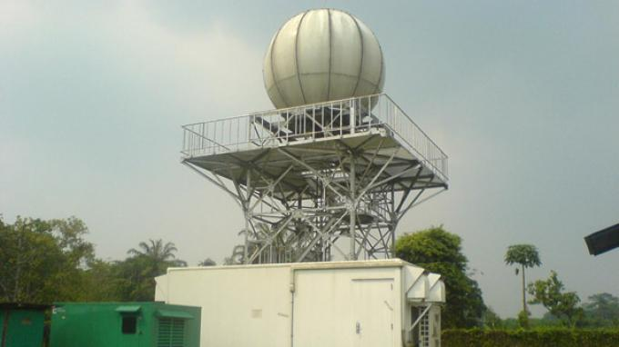 TOWER BMKG – TOWER RADAR MONITORING CUACA